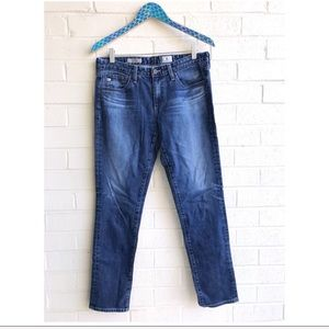 AG The Stilt Cigarette Skinny Leg Jeans